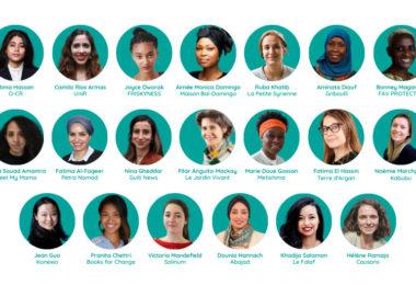 Inspiring female leaders from SINGA